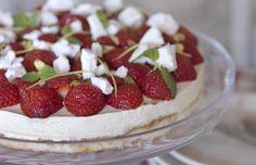 Finnish recipe for Marscarpone/Cream Cheese cake/pie