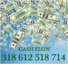 Grabovoi Number Sequence for Cash Flow