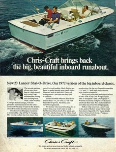 Chris craft records