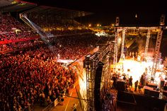Make sure you're apart of this amazing crowd for Cheyenne Frontier Days 2015!