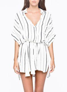 CASTAWAY SHIRT DRESS  - i need this!   Faithfull the brand