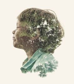 double exposure by Christoffer Relander
