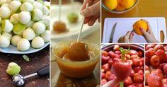 10 trucos que te harán más simple disfrutar de tus frutas preferidas