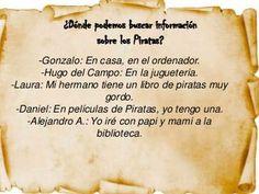 Aventuras piratas