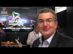 Clip vidéo d'Espace Innovation au 70ème congrès de l'OEC | Espace Innovation
