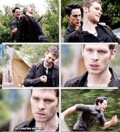 If Klaus had killed Tyler it would have been detrimental to his relationship or budding relationship with Caroline!