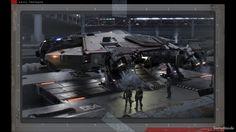 Star Citizen - Raumschiffe - Terrapin