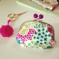 DIY coin purse :)