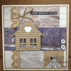 100% Handmade By Rimmie: Home Sweet Home