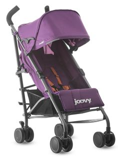 Amazon.com : Joovy Groove Ultralight Lightweight Travel Umbrella Stroller, Blueberry : Baby