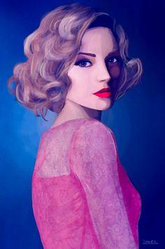 Charlotte La Bouff by tasiams on DeviantArt My Drawings, Charlotte, Aurora Sleeping Beauty, Animation, Deviantart, Disney Princess, Disney Characters, Pretty, Illustrations