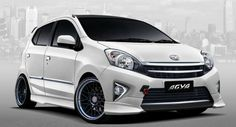 Foto foto Toyota Agya Modification | Toyota Agya