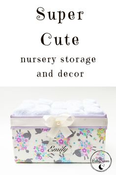 This bathroom organizer could easily used as bathroom tray to store all your accessories, washcloth and hair brushes. This storage basket is sturdy and wide, It was originally handmade to fit any room and will add colors and joy! Nursery Storage, Nursery Organization, Bathroom Organisation, Baby Bathroom, Bathroom Tray, Nursery Prints, Nursery Decor, Girl Nursery, Baby Shower Themes