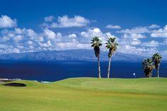 Golfing in #Tenerife