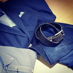 Fifthy shades of blue #pinterest #instagram #fashionblogger
