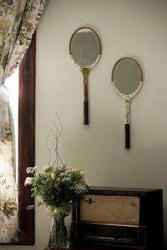 Rackette mirrors