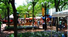 Pearl Street, Boulder, Colorado. Miss living there everyday.