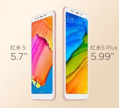 Xiaomi has launched the Redmi 5 and Redmi 5 Plus phones in China. These are budget phones with full screen displays. Xiaomi has delivered once again with great budget offerings. Dc Dc Converter, Finger Print Scanner, Tight Budget, Android Smartphone, Note 5, Budgeting, Nerd, Geek Stuff, Product Launch