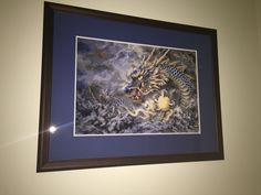 FFO #19 for 2015. Blue Dragon by Heaven and Earth Designs