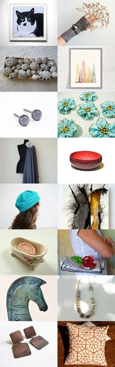 Cuz it feels good! by Elsa Pakopoulou on Etsy--Pinned with TreasuryPin.com