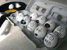 WallpapersPainted eggs