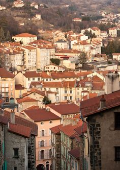 Le Puy en Velay by Volker  Gilbert
