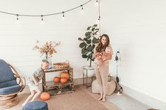 5 Simple Ways to Get Ready for Fall Get Ready, Product Offering, Hanging Chair, Simple Way, Diy Tutorial, All About Time, Lights, Fall, Blog