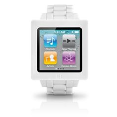 HEX Icon Watch Band For New IPod Nano