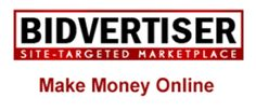 Bidvertiser paid for every visitor that clicks on an ad, and an extra revenue if the click turns into conversion. It pays monthly minimum of only $10.