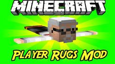 Player Rugs Mod 1.9/1.8.9/1.7.10 : Player Rugs Mod help you disguise your character as ornate rugs completely, from head to toe, in your world. You may find it not really useful and just a wacky appearance, but it could be your cover in front of the enemies.  #Minecraft1710Mods #Minecraft189Mods #Minecraft19Mods