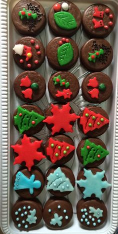 Alfajores para Navidad ❄️‼️