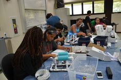 Stem Students, Robot Programming, Community College, Robotics, Mathematics, Underwater, Innovation, Vehicle, Hawaii