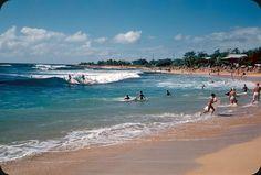 Oahu, Hawaii — 1950s | by ElectroSpark