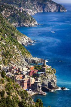 Vernazza & Corniglia, Cinque Terre,  Italy