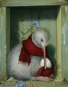 Artist Susan Visser