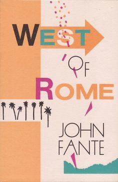 john fante - west of rome