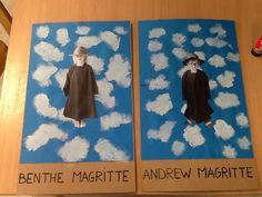 Kunstwerkjes rond René Magritte