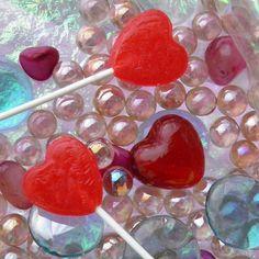 Heart Lollypops BethofArt at RedBubble.com