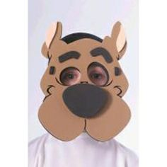 Scooby Doo Eye Mask