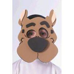 Scooby Doo Eye Mask
