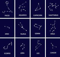 Een kunstwerk maken met jouw sterrenbeeld