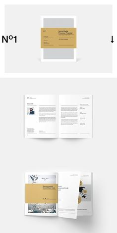 --- Business Proposal Template is clean, modern and professional with strong typography make your proposal look professional. It's suitable for SEO proposal, Corporate Fonts, Corporate Brochure Design, Brochure Layout, Brochure Template, Corporate Profile, Project Proposal Template, Business Proposal Template, Proposal Templates, Magazine Layout Design