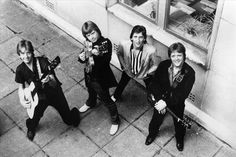 Rockpile, with Dave Edmunds and Nick Lowe