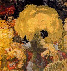 Pierre Bonnard - Autumn the Vintage