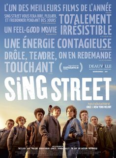 Return to the main poster page for Sing Street (#4 of 4)