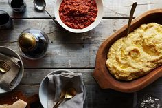 Maria Speck's Shortcut Polenta recipe on Food52