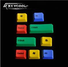 $25.99 (Buy here: https://alitems.com/g/1e8d114494ebda23ff8b16525dc3e8/?i=5&ulp=https%3A%2F%2Fwww.aliexpress.com%2Fitem%2FKeycool-RGBY-Colorful-Keycaps-Key-Cap-pbt-9-keys-4-Colors-light-color-FOR-Mechanical%2F32261573552.html ) Keycool RGBY Colorful Keycaps Key Cap pbt 9 keys 4 Colors light color FOR Mechanical keyboard for just $25.99