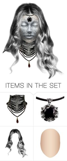 """""""Girl of Stone"""" by dreamingofinkandpaper ❤ liked on Polyvore featuring art, artset and artexpression"""
