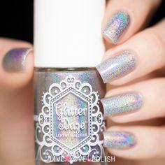 Glitter Daze Retro Spectrum Nail Polish