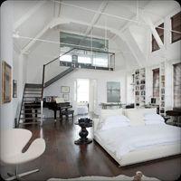 Blake House - bedroom,modern